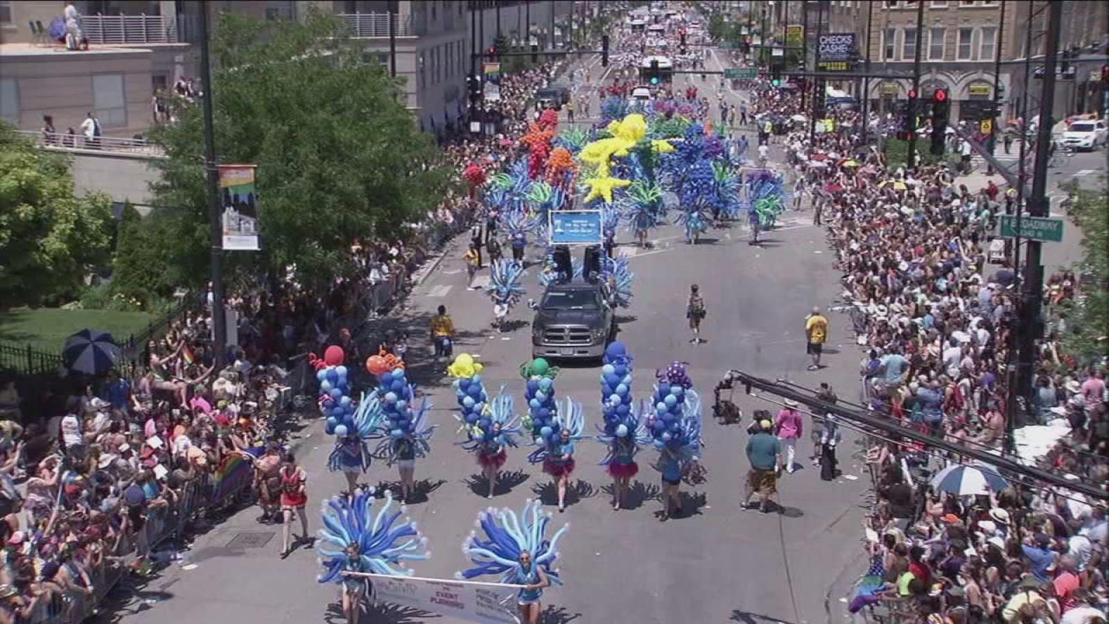2006 chicago gay parade pride