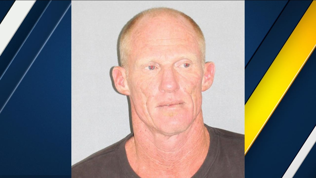 Todd Marinovich, a former football player for USC and the Los Angeles Raiders, was arrested on Friday, Aug. 19, 2016. He is seen in a booking photo.