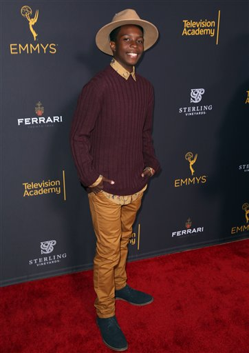 "<div class=""meta image-caption""><div class=""origin-logo origin-image ap""><span>AP</span></div><span class=""caption-text"">Dante Brown arrives at the Television Academy's Performers Emmy Celebration at the Montage Beverly Hills on Monday, Aug. 22, 2016. (Matt Sayles/Invision/AP)</span></div>"