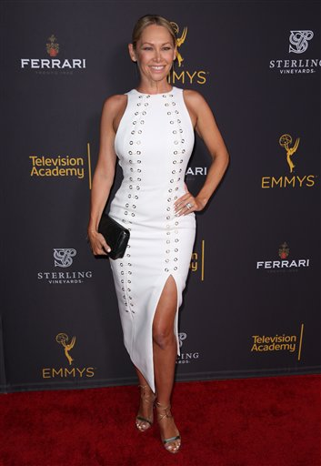 "<div class=""meta image-caption""><div class=""origin-logo origin-image ap""><span>AP</span></div><span class=""caption-text"">Kym Johnson arrives at the Television Academy's Performers Emmy Celebration at the Montage Beverly Hills on Monday, Aug. 22, 2016. (Matt Sayles/Invision/AP)</span></div>"