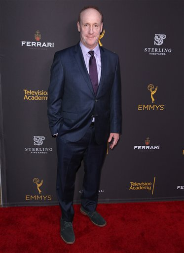 "<div class=""meta image-caption""><div class=""origin-logo origin-image ap""><span>AP</span></div><span class=""caption-text"">Matt Walsh arrives at the Television Academy's Performers Emmy Celebration at the Montage Beverly Hills on Monday, Aug. 22, 2016. (Matt Sayles/Invision/AP)</span></div>"