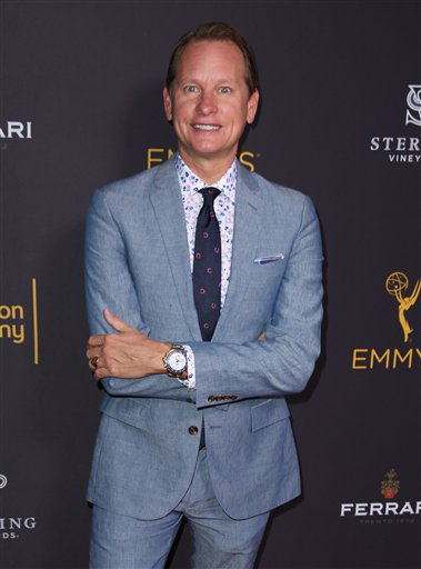"<div class=""meta image-caption""><div class=""origin-logo origin-image ap""><span>AP</span></div><span class=""caption-text"">Carson Kressley arrives at the Television Academy's Performers Emmy Celebration at the Montage Beverly Hills on Monday, Aug. 22, 2016. (Matt Sayles/Invision/AP)</span></div>"
