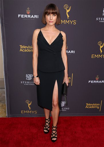 "<div class=""meta image-caption""><div class=""origin-logo origin-image ap""><span>AP</span></div><span class=""caption-text"">Julie Ann Emery arrives at the Television Academy's Performers Emmy Celebration at the Montage Beverly Hills on Monday, Aug. 22, 2016. (Matt Sayles/Invision/AP)</span></div>"