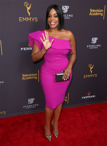 "<div class=""meta image-caption""><div class=""origin-logo origin-image ap""><span>AP</span></div><span class=""caption-text"">Niecy Nash arrives at the Television Academy's Performers Emmy Celebration at the Montage Beverly Hills on Monday, Aug. 22, 2016. (Matt Sayles/Invision/AP)</span></div>"