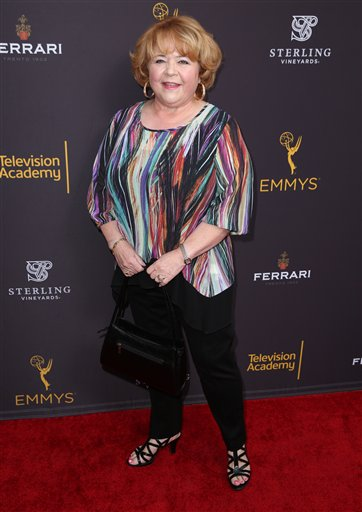"<div class=""meta image-caption""><div class=""origin-logo origin-image ap""><span>AP</span></div><span class=""caption-text"">Patrika Darbo arrives at the Television Academy's Performers Emmy Celebration at the Montage Beverly Hills on Monday, Aug. 22, 2016. (Matt Sayles/Invision/AP)</span></div>"
