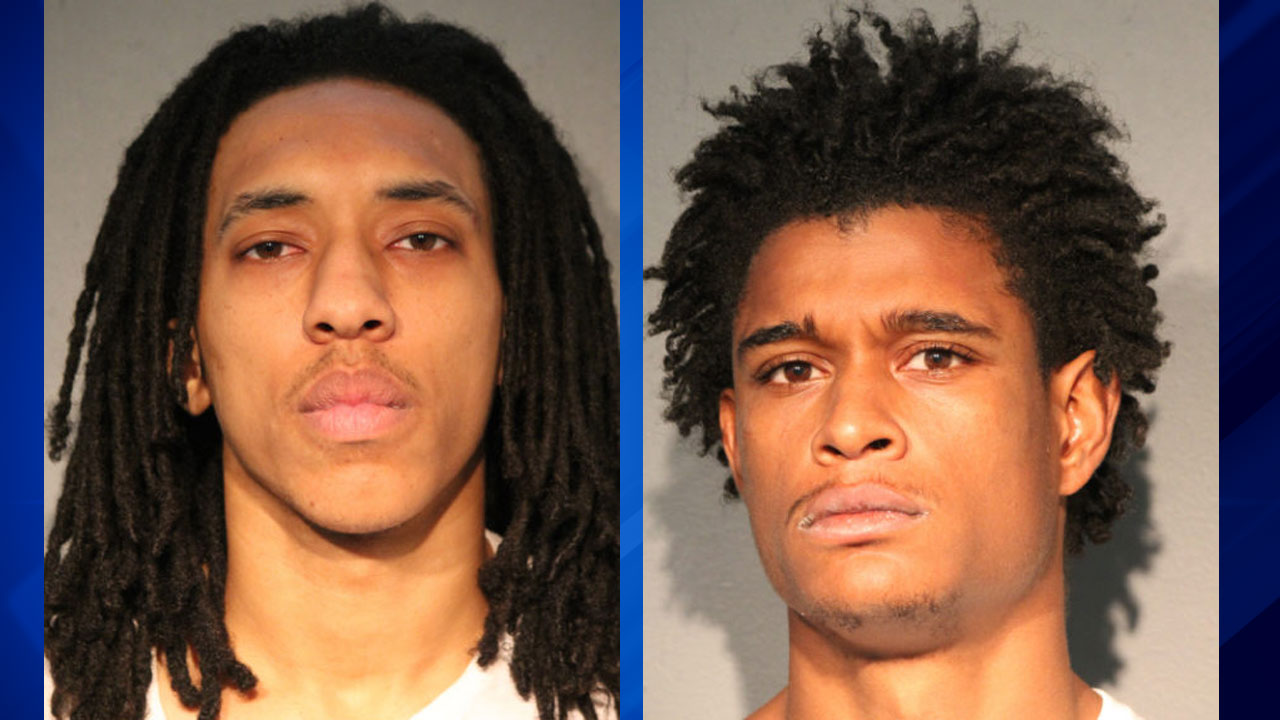 2 arrested in Nordstrom purse thefts
