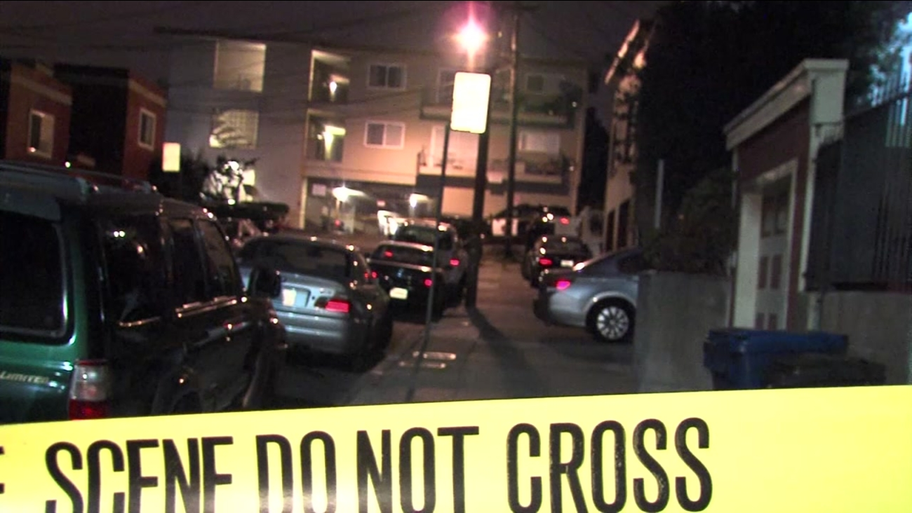Police are investigating a shooting that occurred on Wednesday, August 24, 2016 in Daly City, Calif.