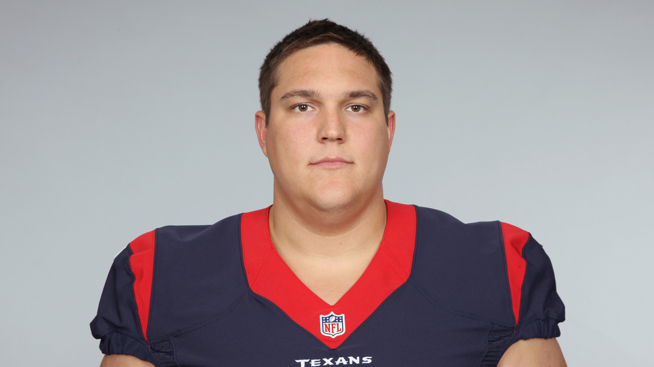 Houston Texans - Nick Martin