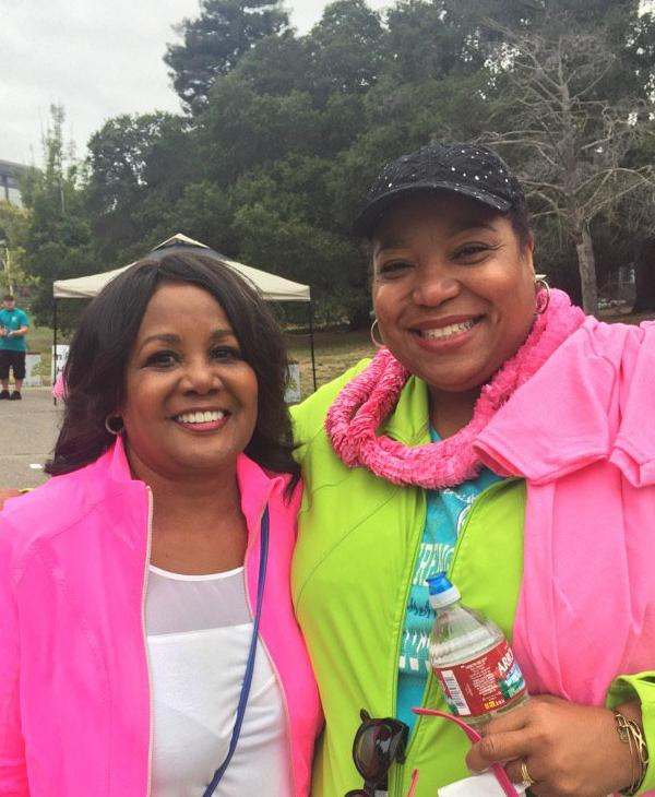 "<div class=""meta image-caption""><div class=""origin-logo origin-image none""><span>none</span></div><span class=""caption-text"">This image shows ABC7's Carolyn Tyler with another walker at the Friends of Faith Breast Cancer Challenge in Oakland, Calif. on August 27, 2016. (KGO-TV)</span></div>"