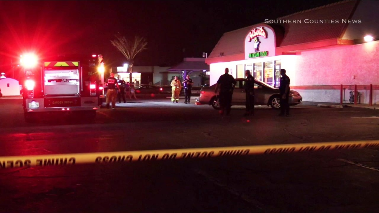 15 Year Old Boy Shot In The Chest In Garden Grove Abc7 Los Angeles