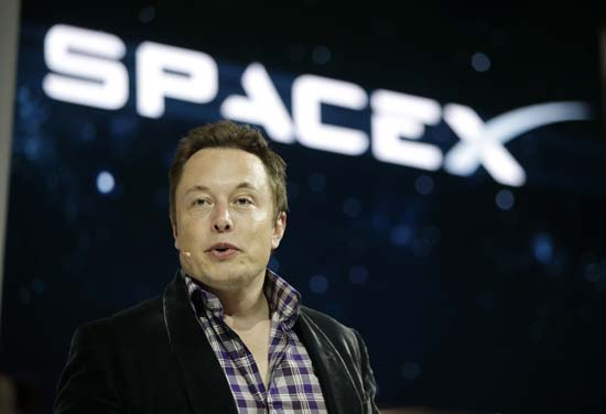 "<div class=""meta image-caption""><div class=""origin-logo origin-image ap""><span>AP</span></div><span class=""caption-text"">Elon Musk, CEO and CTO of SpaceX, introduces the SpaceX Dragon V2 spaceship at the SpaceX headquarters in Hawthorne, CA (AP Photo/Jae C. Hong)</span></div>"