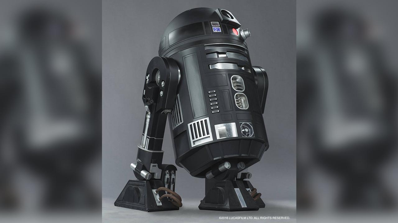 "Image of new ""Star Wars"" droid C2-B5"