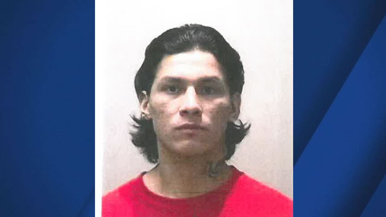 This image shows San Francisco County Jail inmate Victor Rodriguez who was mistakenly released on August 31, 2016.
