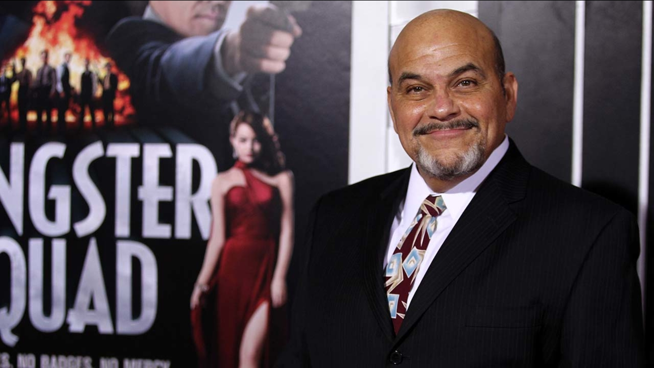 "In this Jan. 7, 2013 photo, Jon Polito attends the LA premiere of ""Gangster Squad"" at the Grauman's Chinese Theater in Los Angeles."