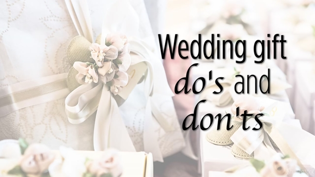 The Ultimate Guide To How Much To Spend On Wedding Gifts Abc13