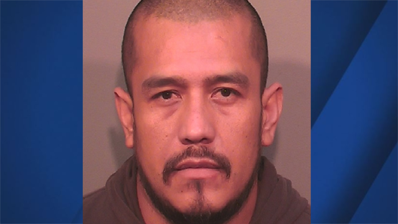 The Sonoma County Sheriff's Office say Sergio Becerril Molina, an inmate who fled from a work crew in Santa Rosa, Calif. on Friday, September 2, 2016, was found later in the day.