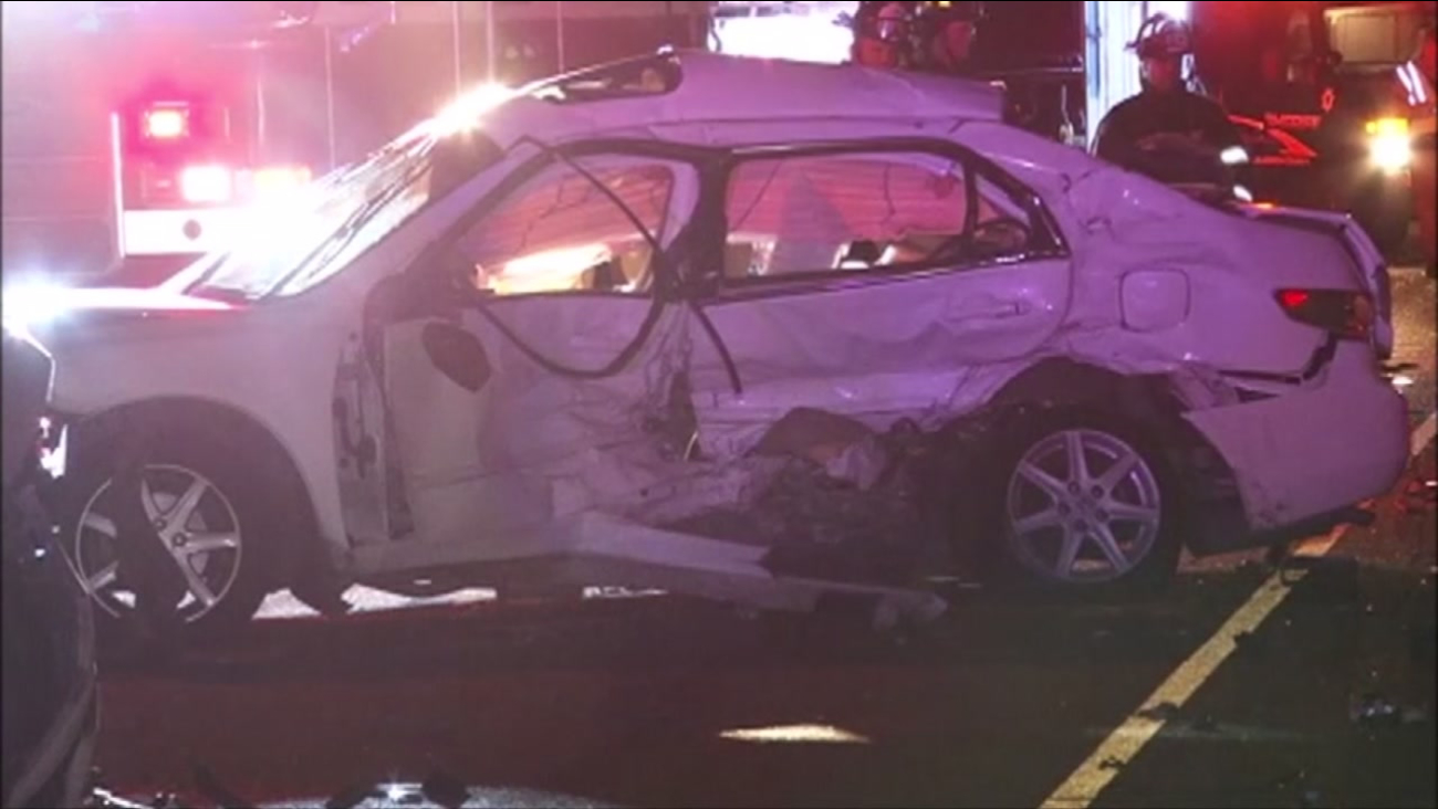 A 17-year-old male from Union City was killed in a collision on Highway 880 in Hayward, Calif., on Sunday, September 4, 2016.