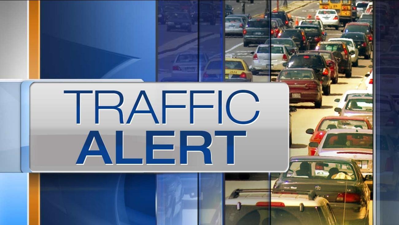 Jackknifed semi causes big delays on I-94 in northwest