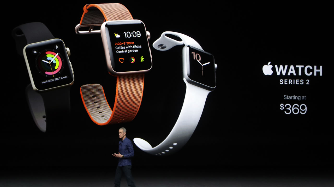 PHOTOS: Apple product launch event in San Francisco ...
