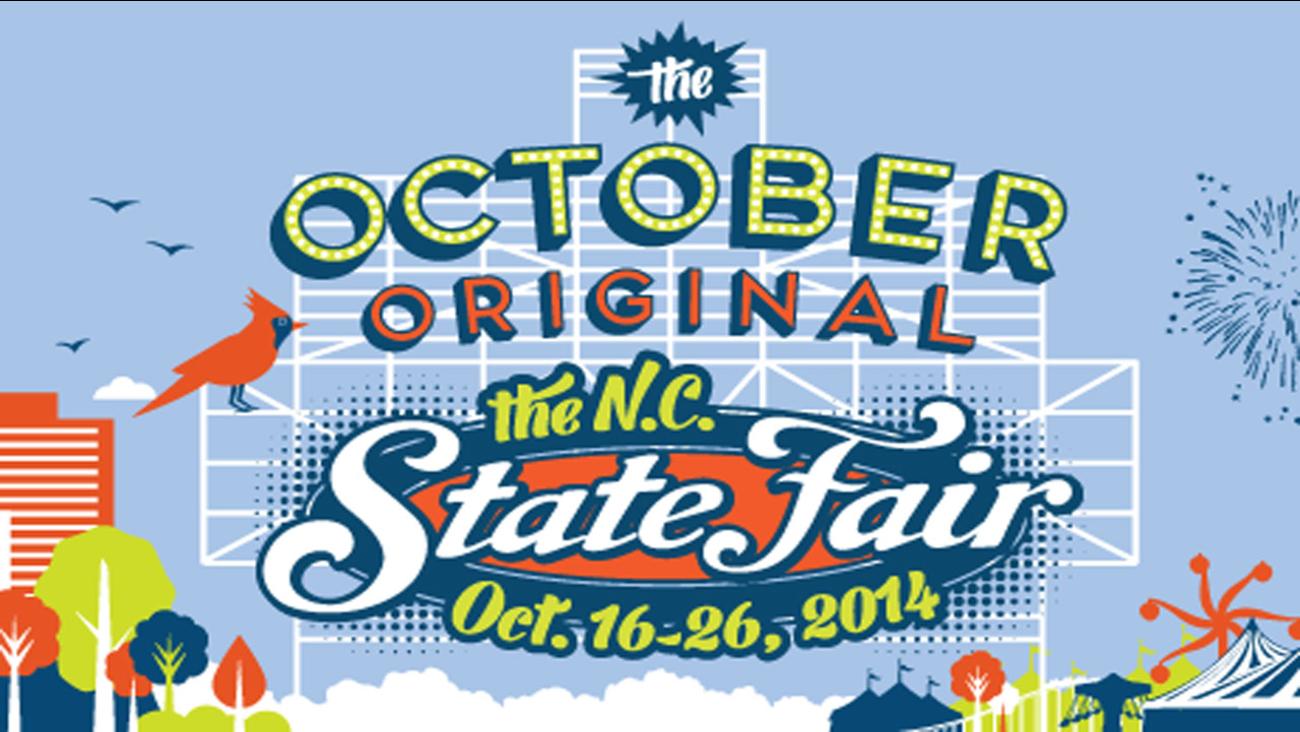 NC State Fair 2014 logo