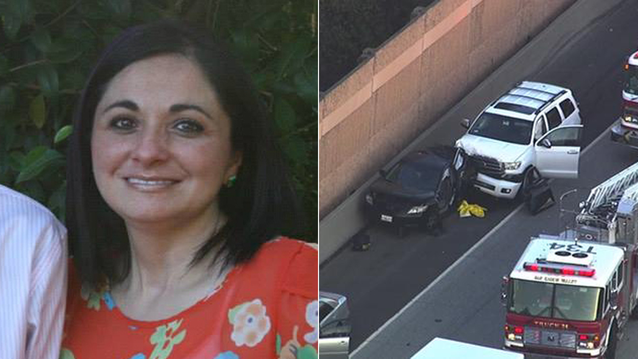 Yarenit Liliana Malihan was arrested on suspicion of DUI and gross vehicular manslaughter for accident on I-680 in San Ramon, California Friday, September 9, 2016.