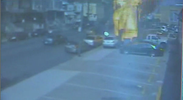 "<div class=""meta image-caption""><div class=""origin-logo origin-image ""><span></span></div><span class=""caption-text"">Surveillance video shows the explosion of a food truck in the Feltonville section of Philadelphia on Tuesday, July 1, 2014.</span></div>"