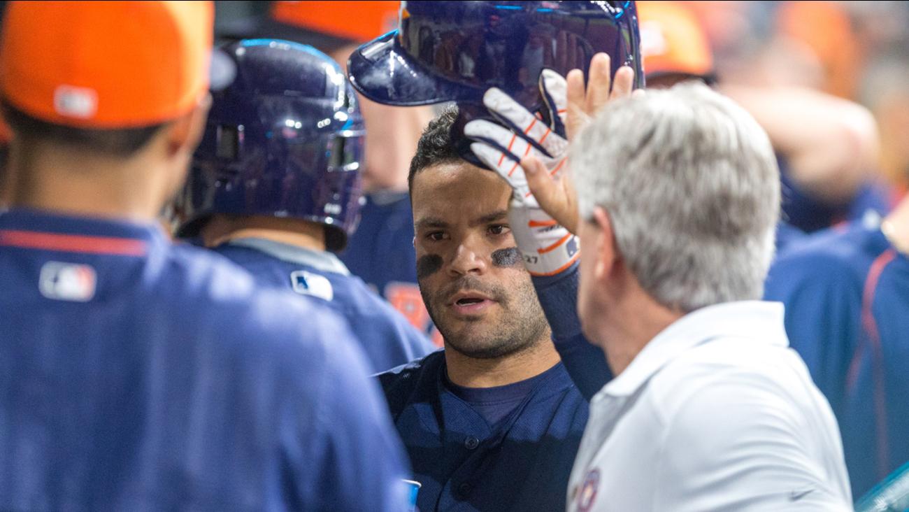 Houston Astros - Jose Altuve