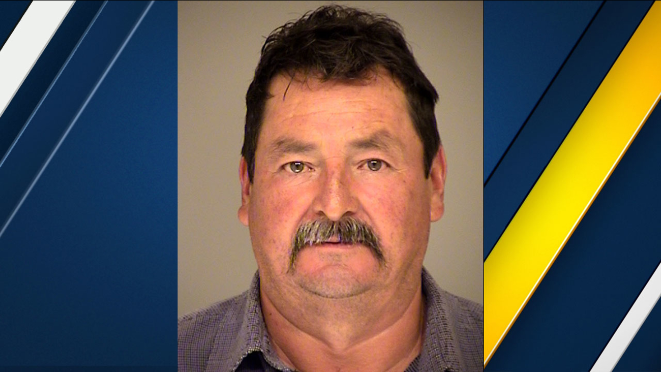 Jose Loyola-Pineda, 54, of Ventura, is shown in a mugshot.