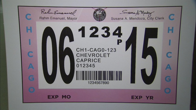 Chicago City Sticker Deadline Extended 1 Day After Glitch