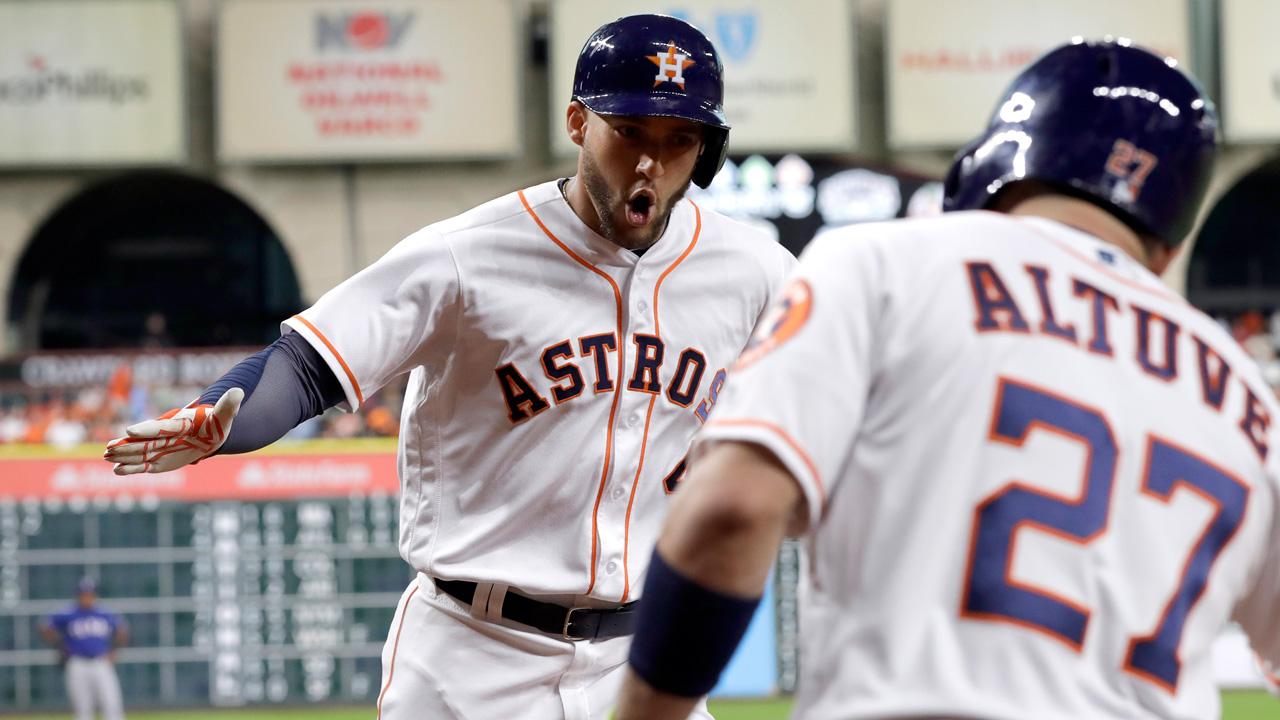 Houston Astros - Springer