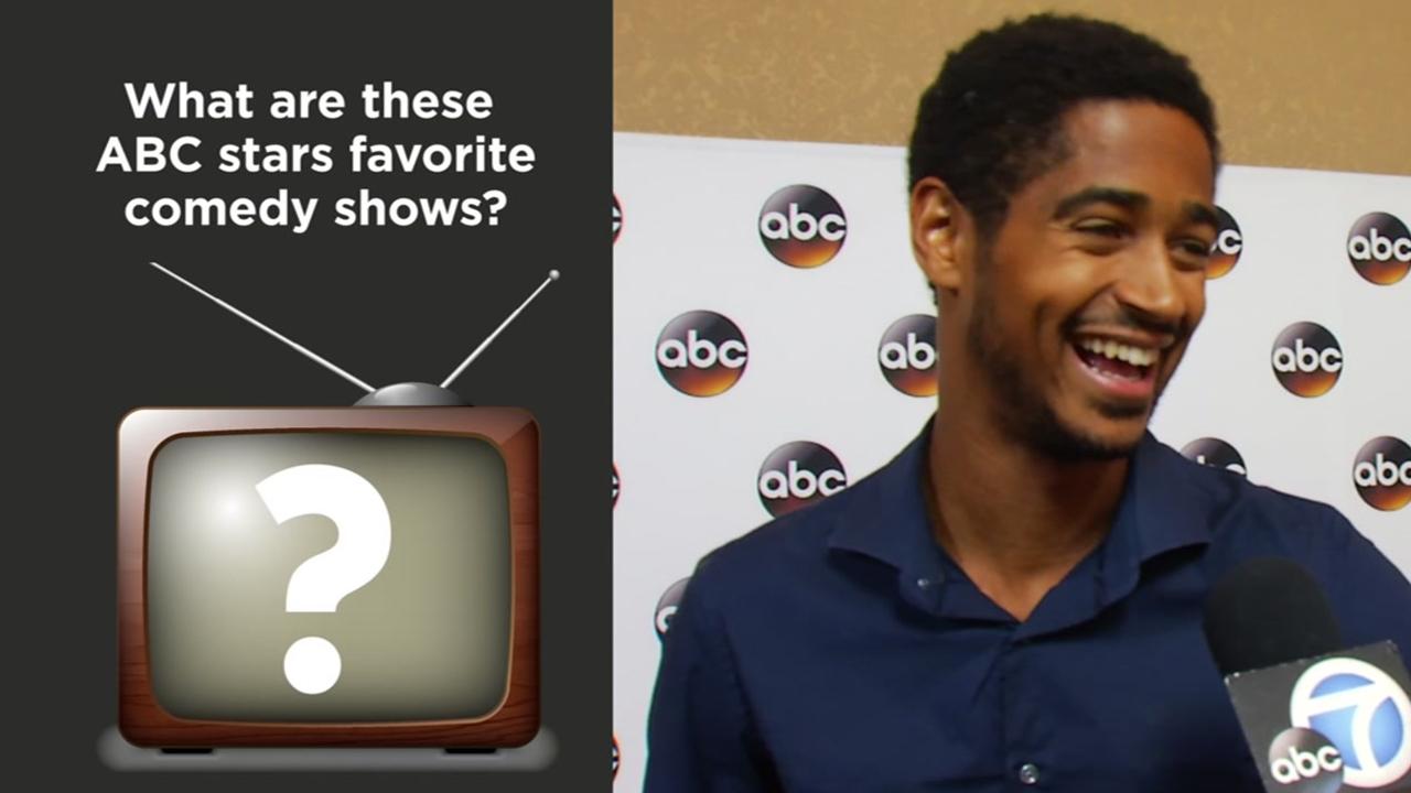 ABC stars reveal their favorite television shows | abc7news.com