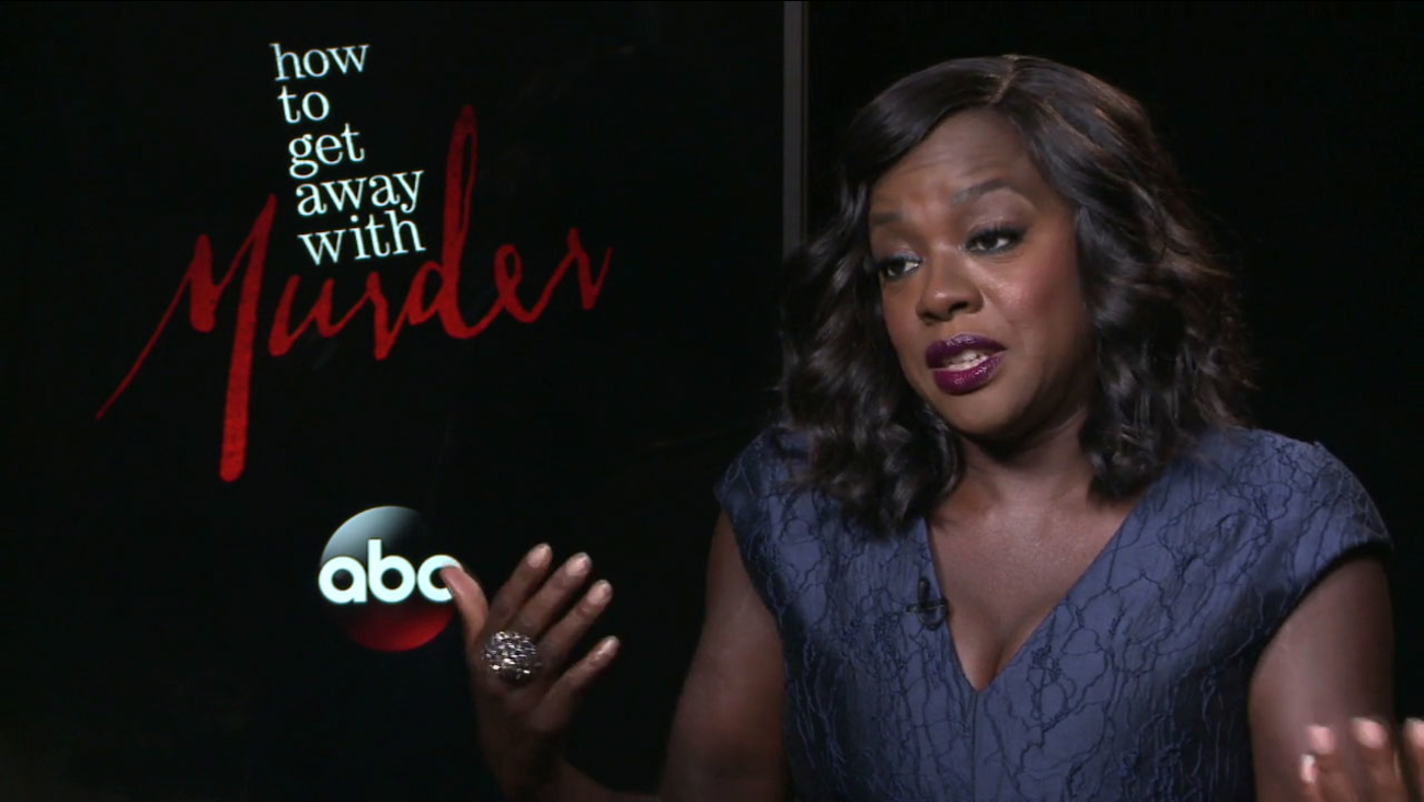 "Viola Davis has been Emmy-nominated for the second time for ""How to Get Away with Murder."""