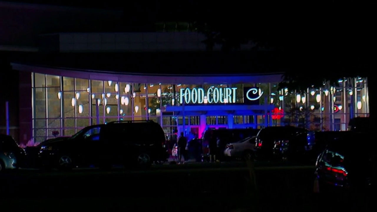 At least eight people were injured in a stabbing attack at a Minnesota shopping mall that ended with the suspected attacker being killed by an off-duty officer.