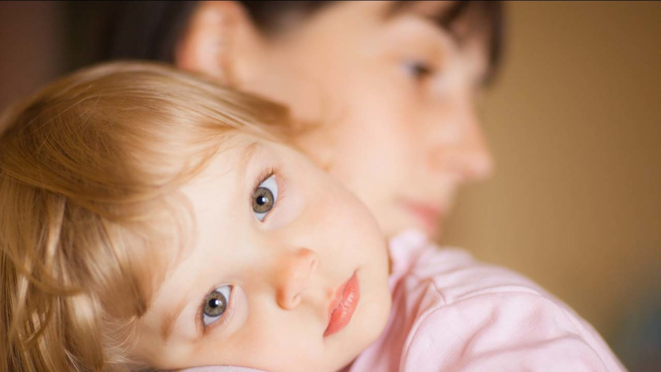 A stock photo of a child