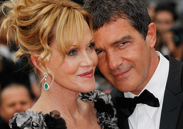 "<div class=""meta image-caption""><div class=""origin-logo origin-image none""><span>none</span></div><span class=""caption-text"">Melanie Griffith and Antonio Banderas (Joel Ryan/AP Photo)</span></div>"