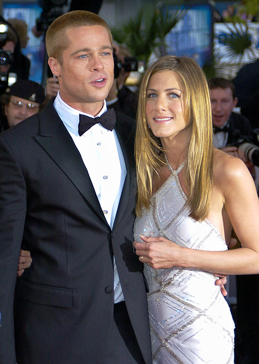 "<div class=""meta image-caption""><div class=""origin-logo origin-image none""><span>none</span></div><span class=""caption-text"">Brad Pitt and Jennifer Aniston (Patrick Gardin/AP Photo)</span></div>"