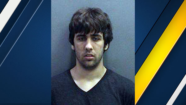 Ashton Colby Sachs pleaded guilty to killing his parents in 2014 in San Juan Capistrano.