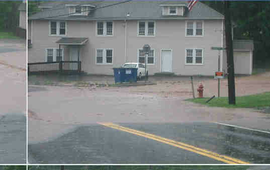 Reopening Government >> Flash flooding in Sullivan County, New York | abc7ny.com