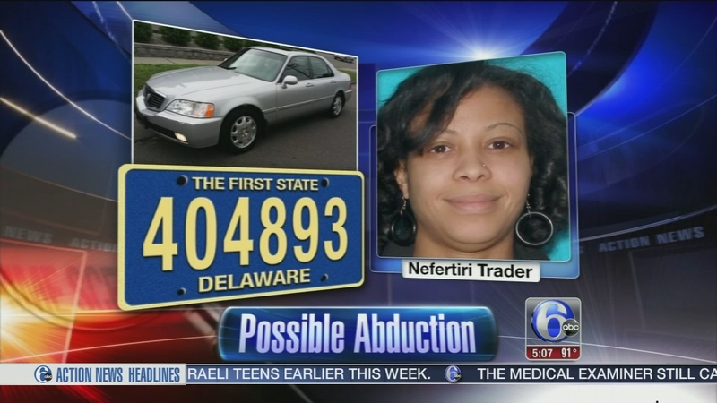 VIDEO: Search continues for missing mother