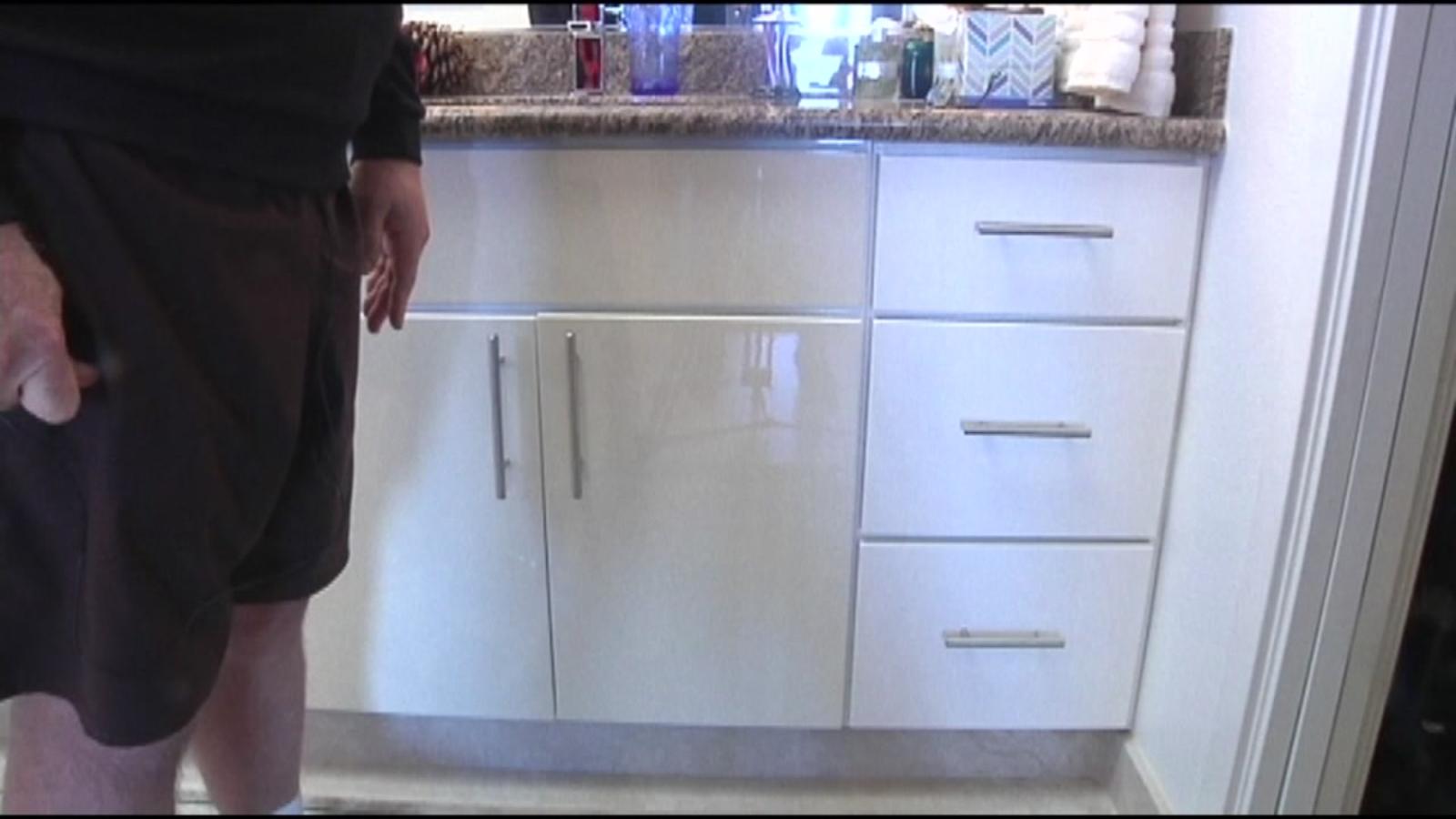 Granite Expo Labor Warranty Questioned Over Cabinet Installation