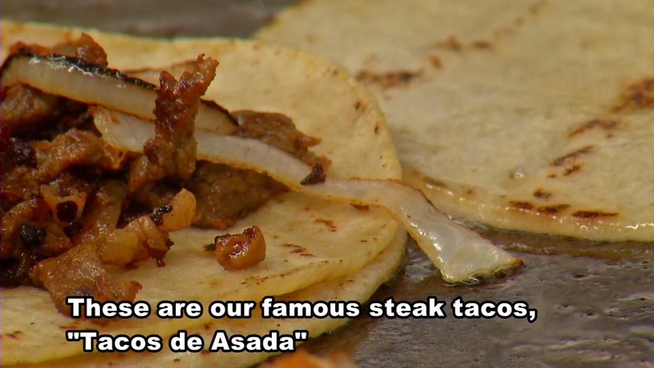 La Fiesta recipe: Tacos
