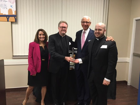 "<div class=""meta image-caption""><div class=""origin-logo origin-image none""><span>none</span></div><span class=""caption-text"">Catholic Charities honored volunteers at their annual meeting.</span></div>"