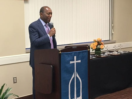"""<div class=""""meta image-caption""""><div class=""""origin-logo origin-image none""""><span>none</span></div><span class=""""caption-text"""">Catholic Charities honored volunteers at their annual meeting.</span></div>"""