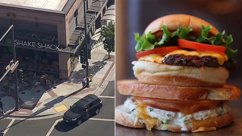 Shake Shack opens 2nd California location in Glendale