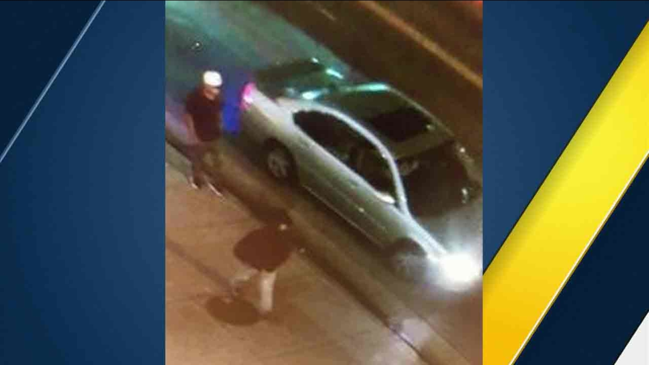 Surveillance video shows suspects believed to be involved in a Nashville, Tennessee, shooting that killed a Los Angeles man on Monday, Sept. 26, 2016.