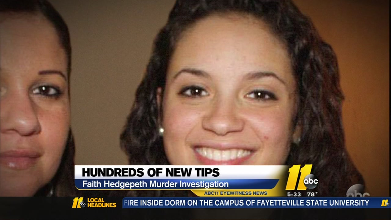 Faith Hedgepeth case: Six years after death, police still
