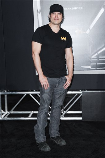 <div class='meta'><div class='origin-logo' data-origin='none'></div><span class='caption-text' data-credit='Richard Shotwell/Invision/AP'>Robert Rodriguez attends the LA Premiere of &#34;Creed&#34; held at the Regency Village Theater on Thursday, Nov. 19, 2015, in Los Angeles. (Photo by Richard Shotwell/Invision/AP)</span></div>