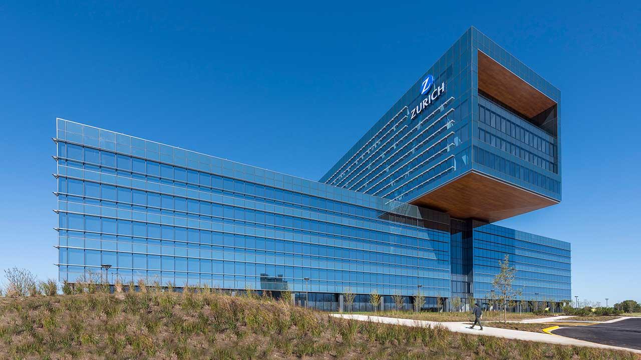 Zurich North America headquarters in Schaumburg