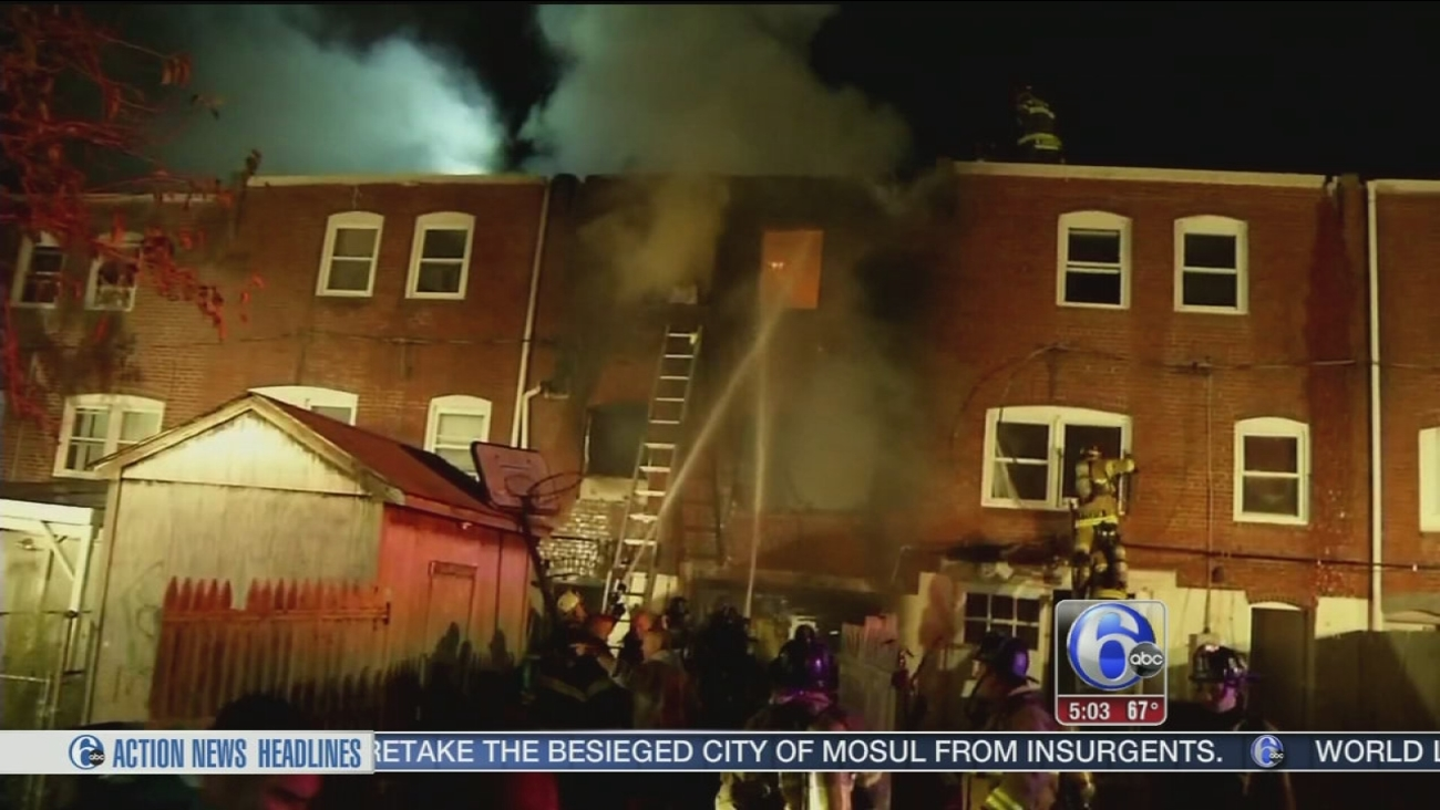 VIDEO: Investigation continues into fatal Wilmington fire