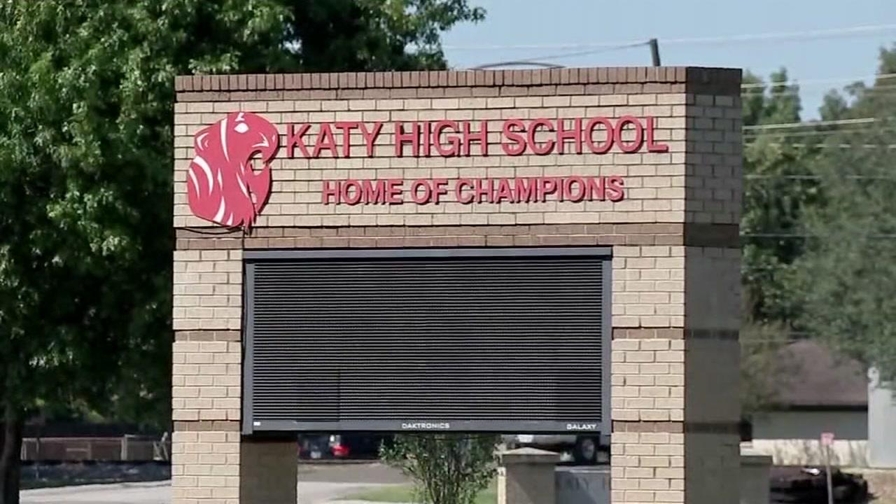 Katy High School Students Facing Discipline For Sharing -7692
